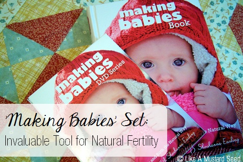 Making Babies Book and DVD Set